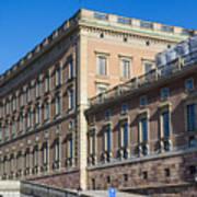 Stockholm Royal Palace  Poster