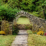 Stone Arches Poster