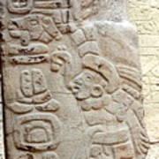 Stone Danzantes Poster