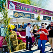 Stone Pony Catering Poster