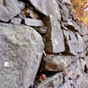 Stone Wall 2 Poster