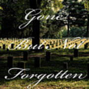 Stones River Battlefield  Poster