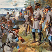 Stonewall Jackson, 1861 Poster by Granger
