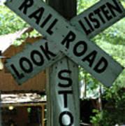 Stop, Look, Listen Poster