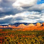 Stormwatch Arizona Poster