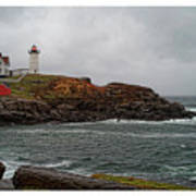 Stormy Nubble Poster