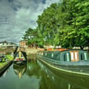 Stourport Narrowboats  Poster