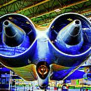 Strange Engines Poster