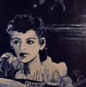 Strange Music Poster