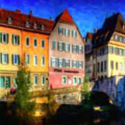 Strasbourg 1 Poster