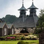 Strathisla Whisky Distillery Scotland Poster