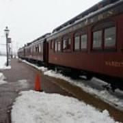 Strausburg Railroad Poster