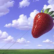 Strawberry Field Poster