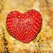 Strawberry Love Poster