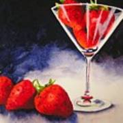 Strawberrytini Poster