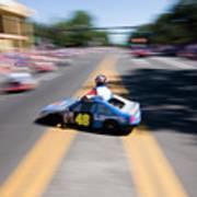 Street Racing Poster