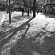 Street Shadows Poster