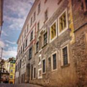 Streets Of Vienna Austria  Poster