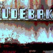 Studebaker  Poster