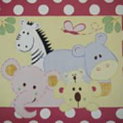 Stuffed Animals Poster