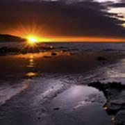 Stunning Sunrise Poster