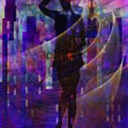 Stylin5 Poster by Sydne Archambault