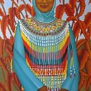 Sulawesi Girl Poster