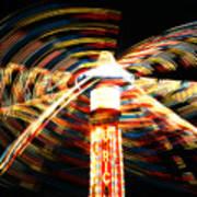 Summer Carnival Fantasia Poster