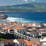 Summer Day In Sao Miguel Poster