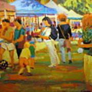 Summer Market Poster