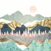 Summer Vista Poster