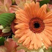 Summertime Bouquet Poster