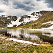 Summit Lake Study 3 Poster