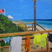 Sun Deck Poster