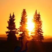 Sun Sorceress Poster