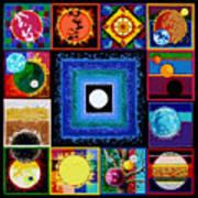 Sun Spots Poster