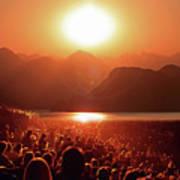 Sun Worshipers Poster