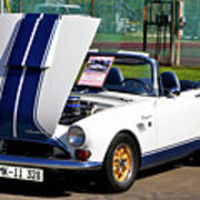 Sunbeam Tiger Poster