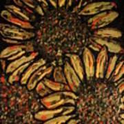 Sunflower Poster by David Sutter