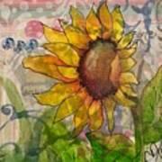 Sunflower Dream Poster