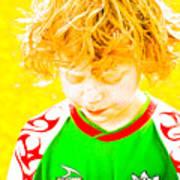 Sunflower Soccer Association Poster