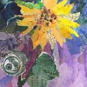Sunflower Tall Poster