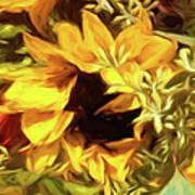 Sunflower1 Poster