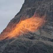 Sunlight Mountain Poster