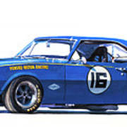 Sunoco Camaro Z28  Poster
