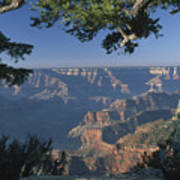 Sunrise At The North Rim Poster
