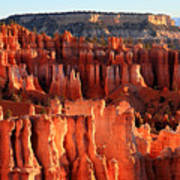 Sunrise Hoodoos In Bryce Canyon Poster