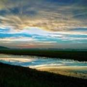 Sunrise In Doniphan Kansas Poster