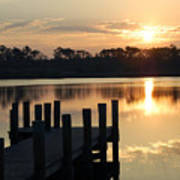 Sunrise In Grayton Beach II Poster