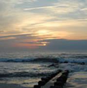 Sunrise Ocean 50 Poster